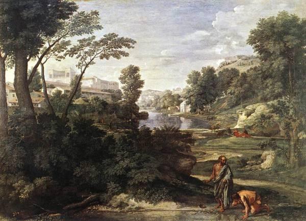 Landscape with Diogenes EUR